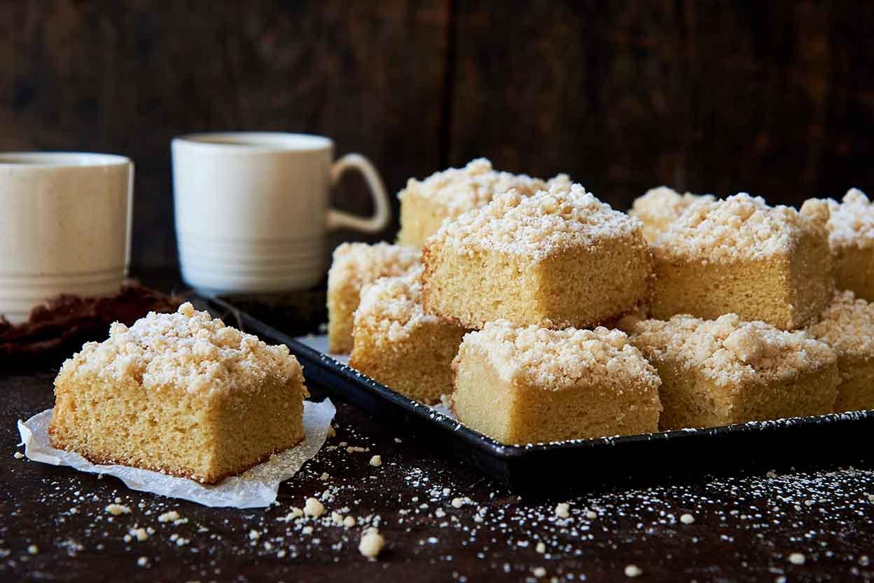 White Cake Recipe King Arthur: Classic Crumb Cake Recipe