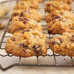 Basic Whole Grain Cookies
