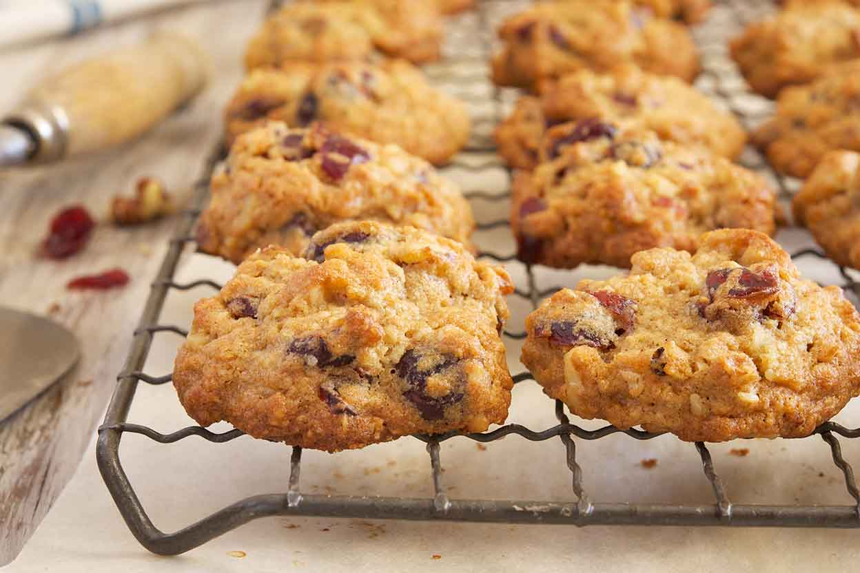 Basic Whole Grain Cookies Recipe | King Arthur Flour
