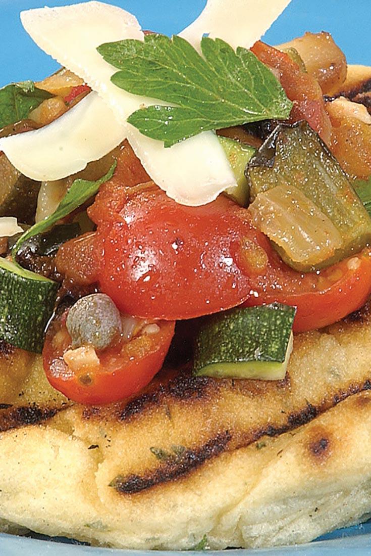 Zucchini Caponata Recipe