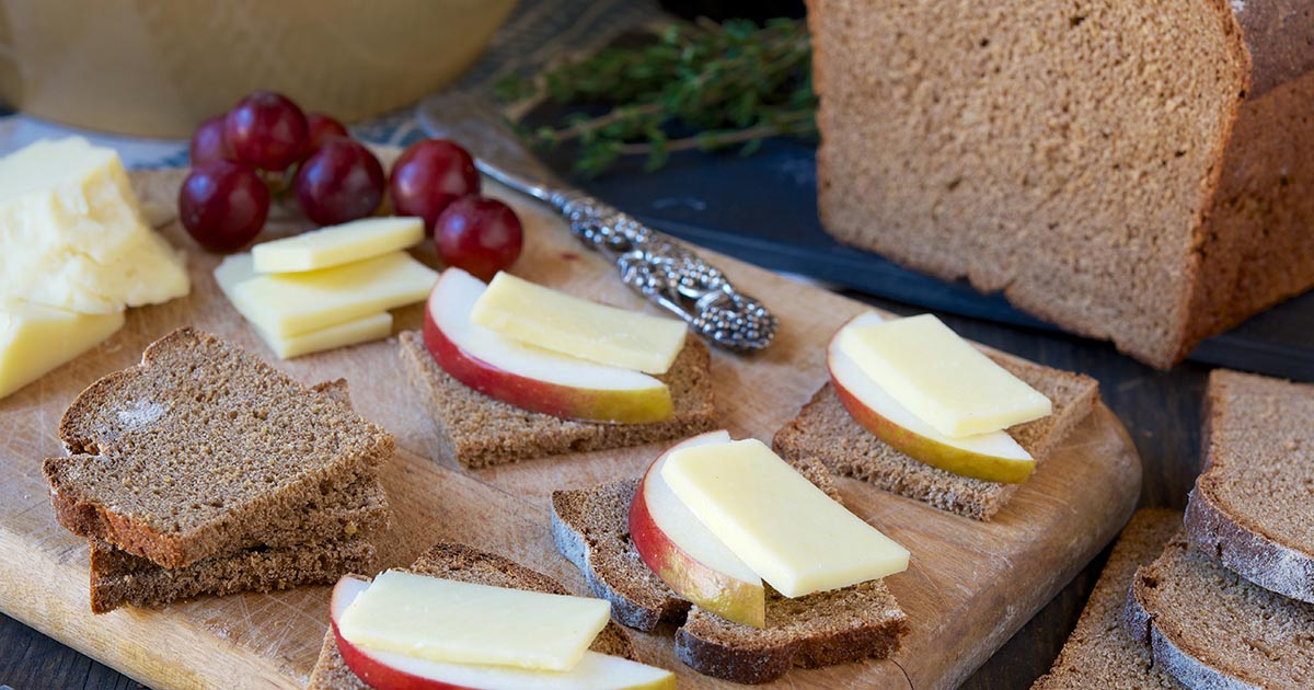 Classic Pumpernickel Bread Recipe King Arthur Flour