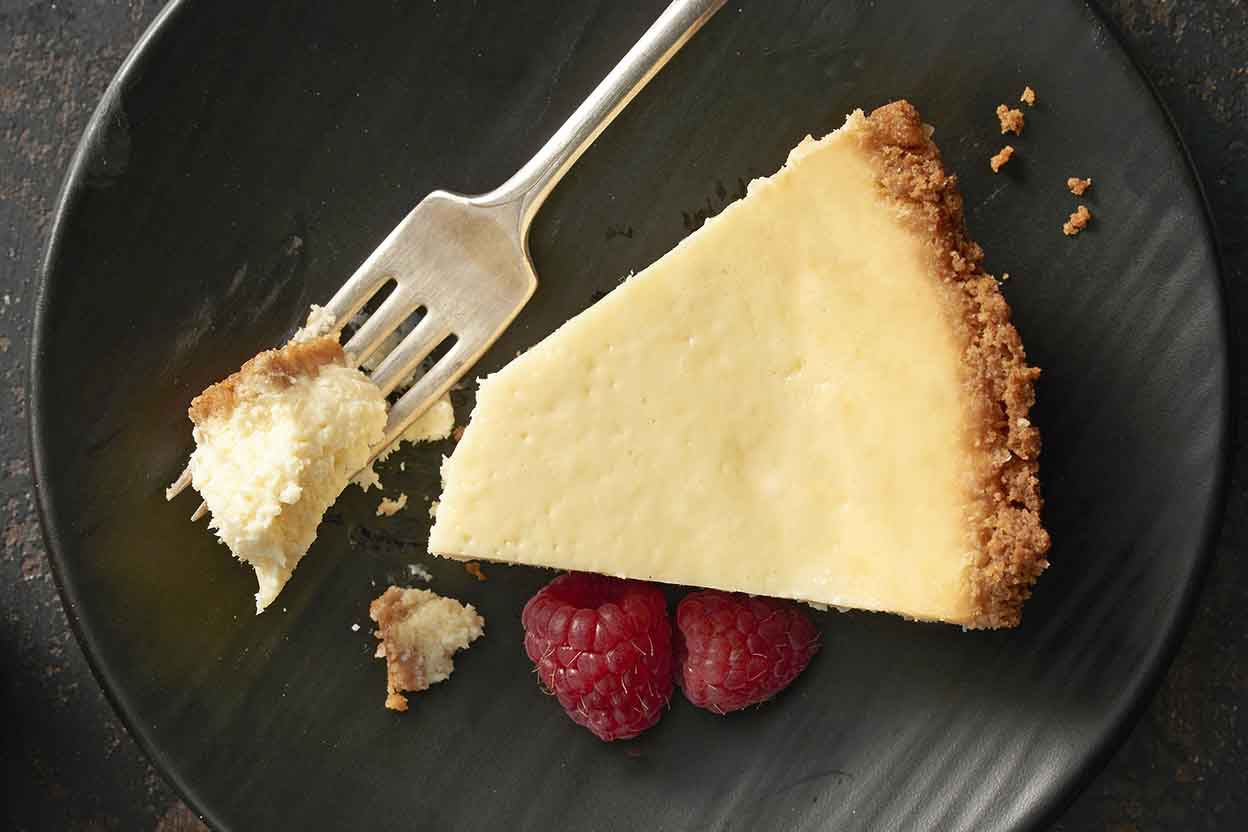 Easy Cheesecake Recipe | King Arthur Flour