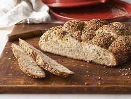 Crunchy Seed Braid