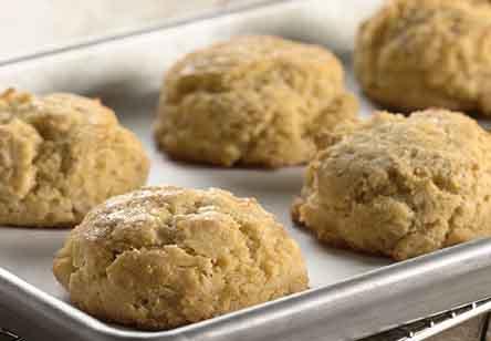 Gluten-Free Ancient Grains Drop Biscuits