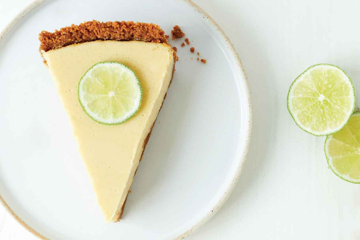 Old fashioned key lime pie 77