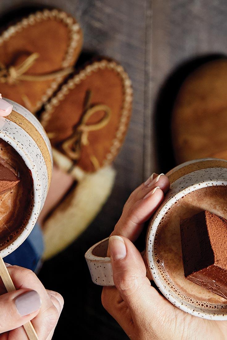 Cocoa Blocks Recipe