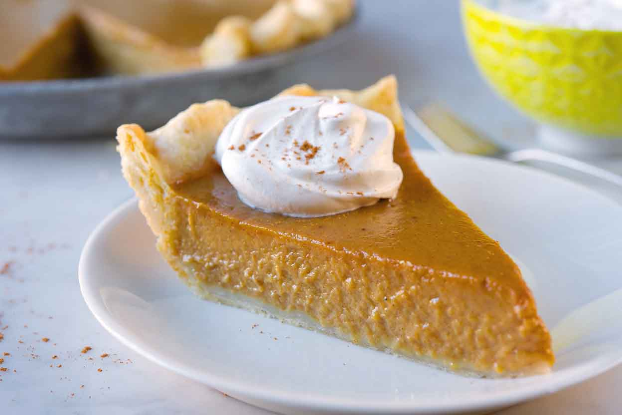 Smooth and Spicy Pumpkin Pie Recipe | King Arthur Flour