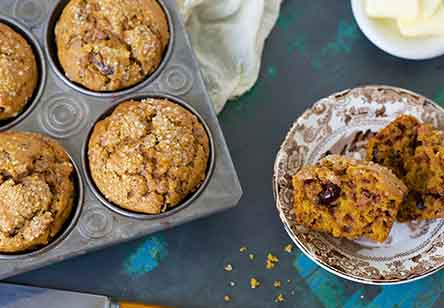 Thanksgiving Muffins
