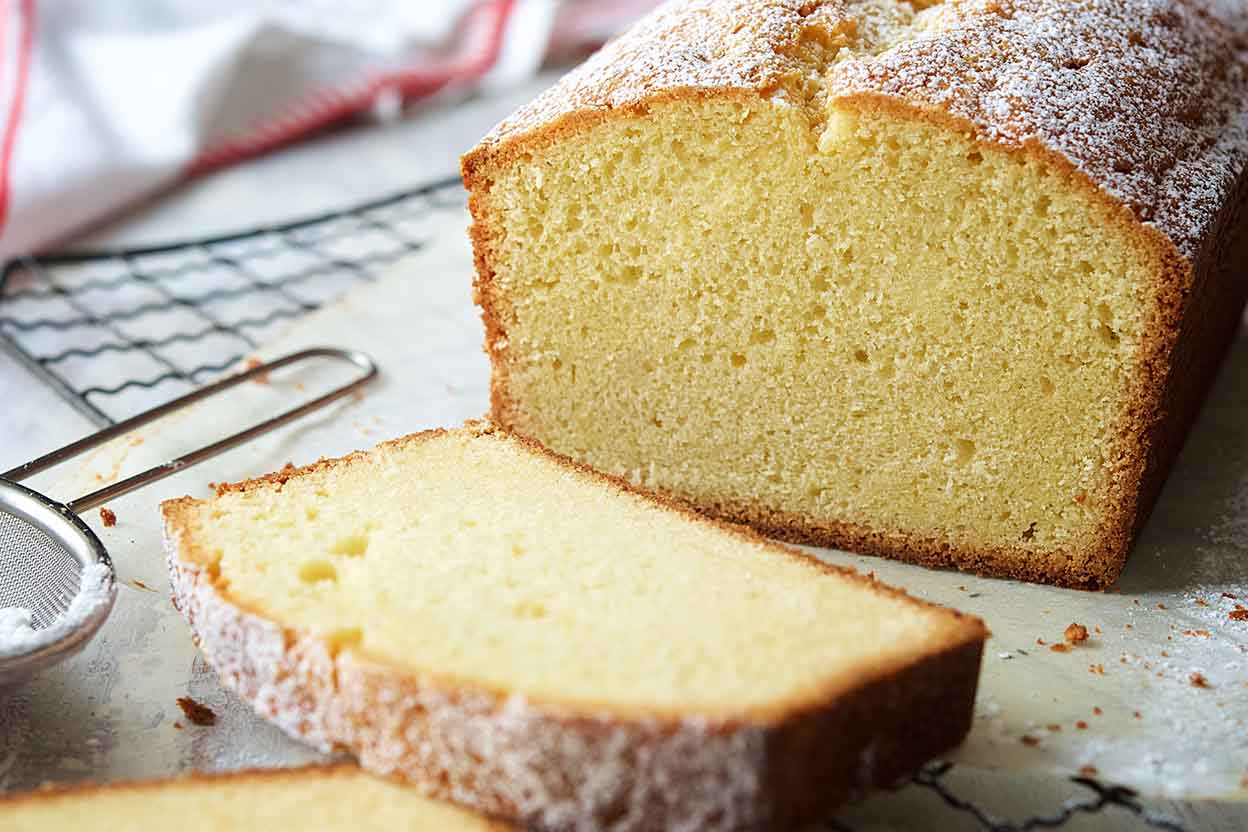 Gingerbread Pound Cake Recipe