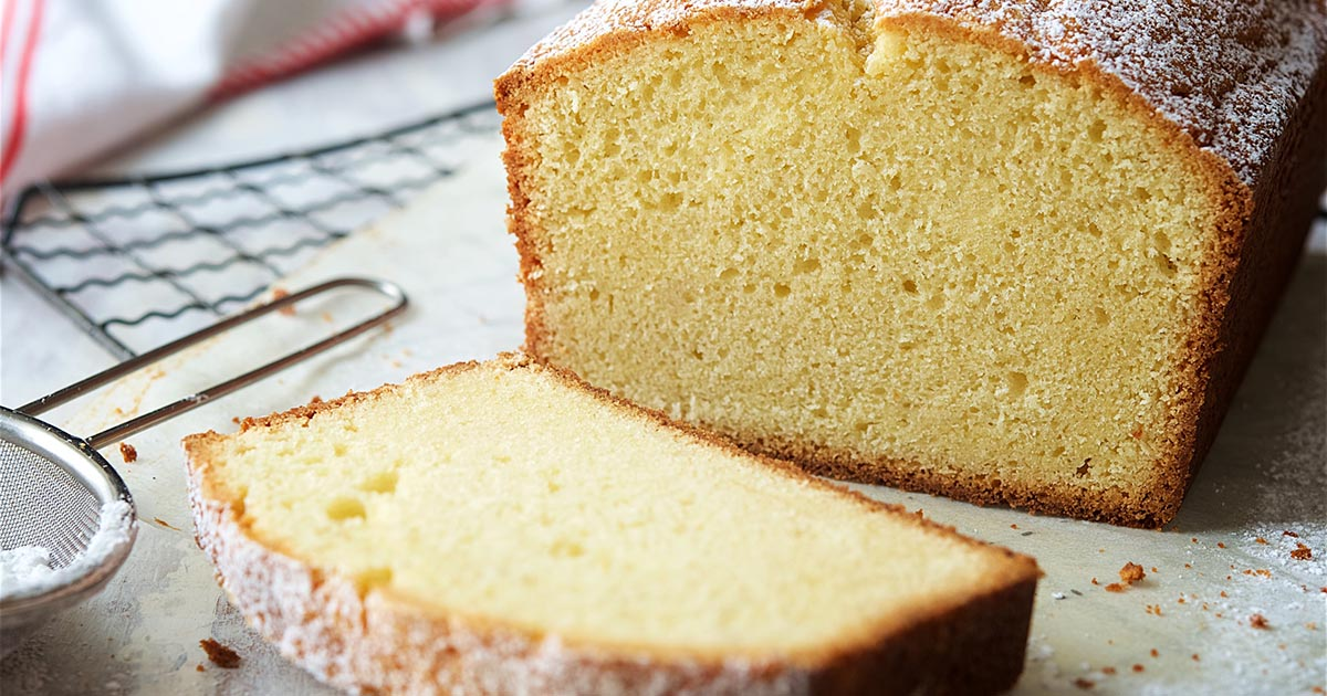 Cake Recipe King Arthur Flour: Velvet Pound Cake Recipe
