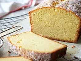 Velvet Pound Cake
