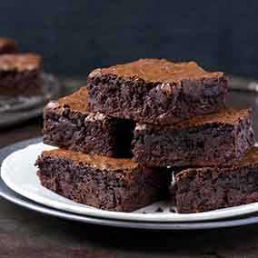 Tasting is Believing Whole-Grain Brownies