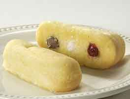 Twinkling Good Vanilla Snack Cakes