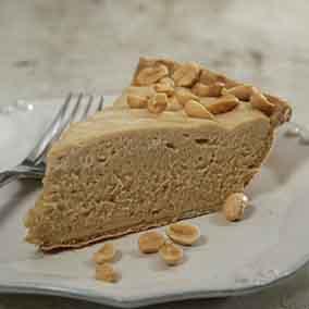 Peanut Butter Marshmallow Pie
