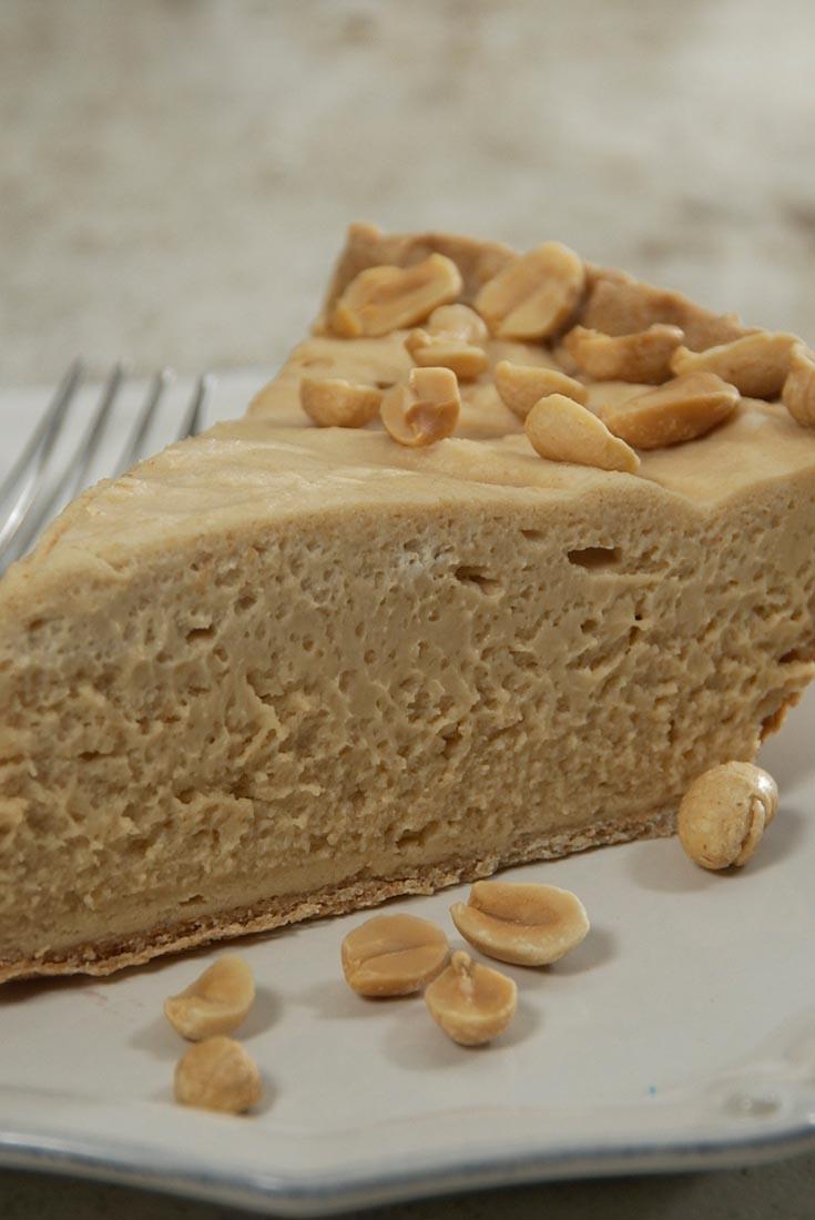 Peanut Butter Marshmallow Pie Recipe