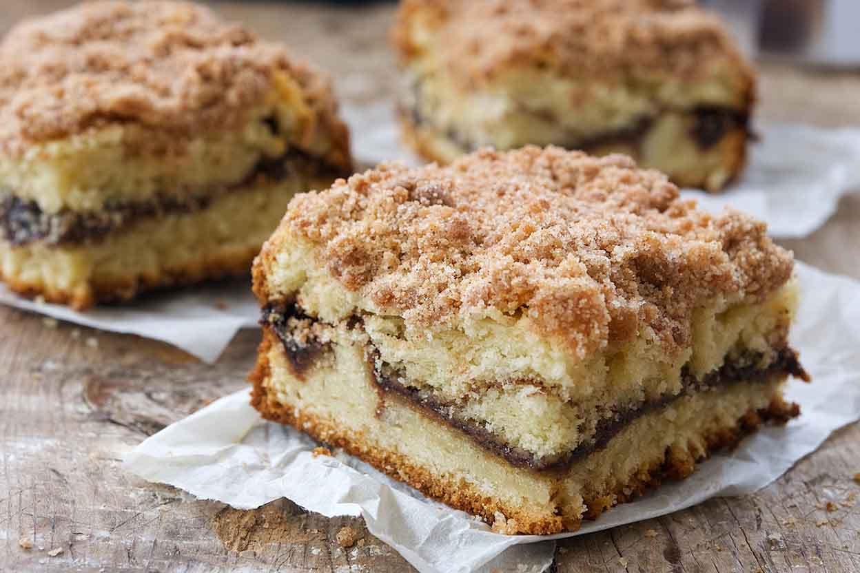 Cinnamon Streusel Coffeecake Recipe King Arthur Flour