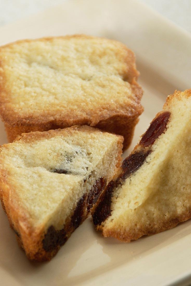 Frangipane Cherry Tarts Recipe