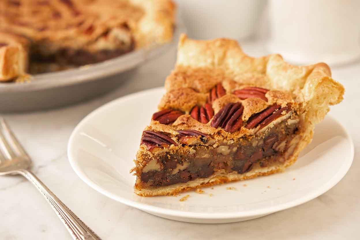 Chocolate Chunk Pecan Pie advise