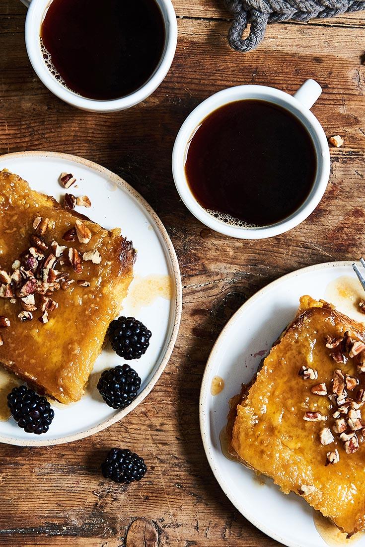Praline French Toast Recipe