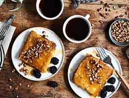 Chocolate Belgian Waffles Recipe King Arthur Flour