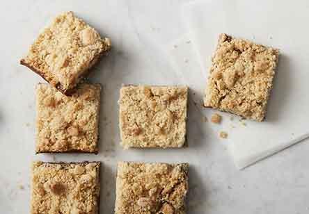Sticky Ginger Squares