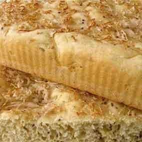 Deli Rye Blitz Bread