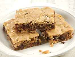 Granola Brownie Bars