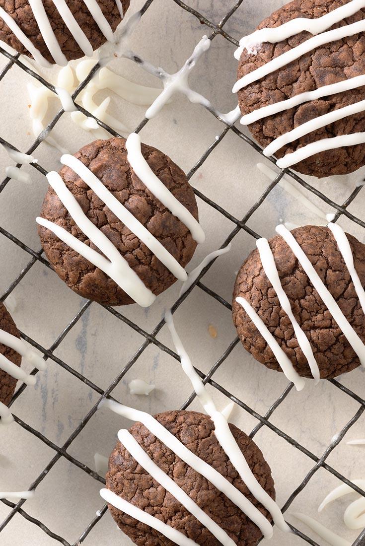 Chocolate Bon-Bon Drops Recipe