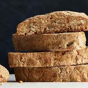 Maple-Walnut Biscotti