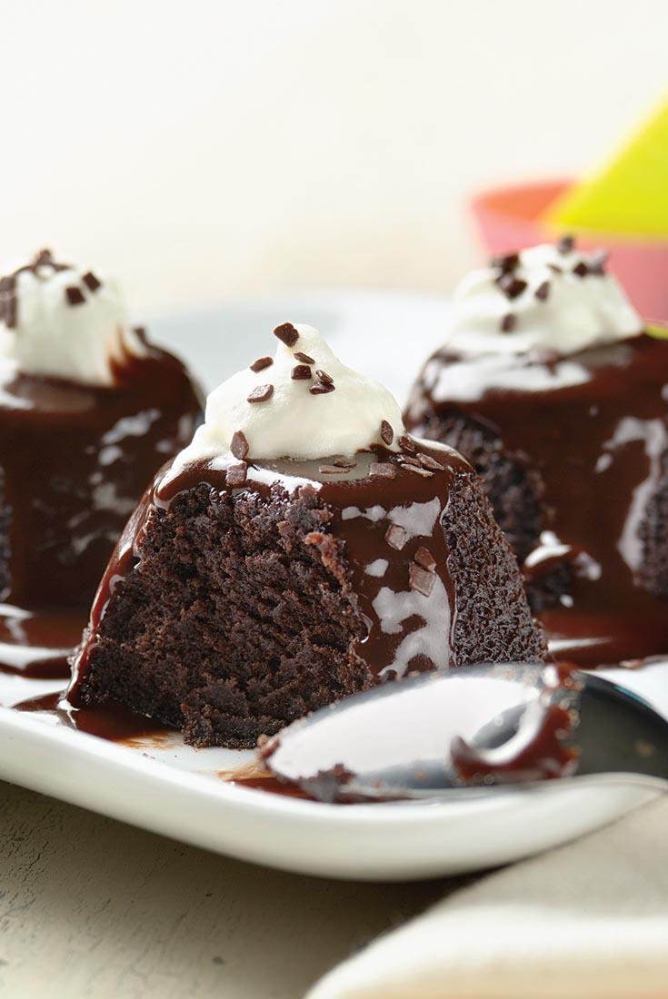 Chocolate Decadence Minis Recipe