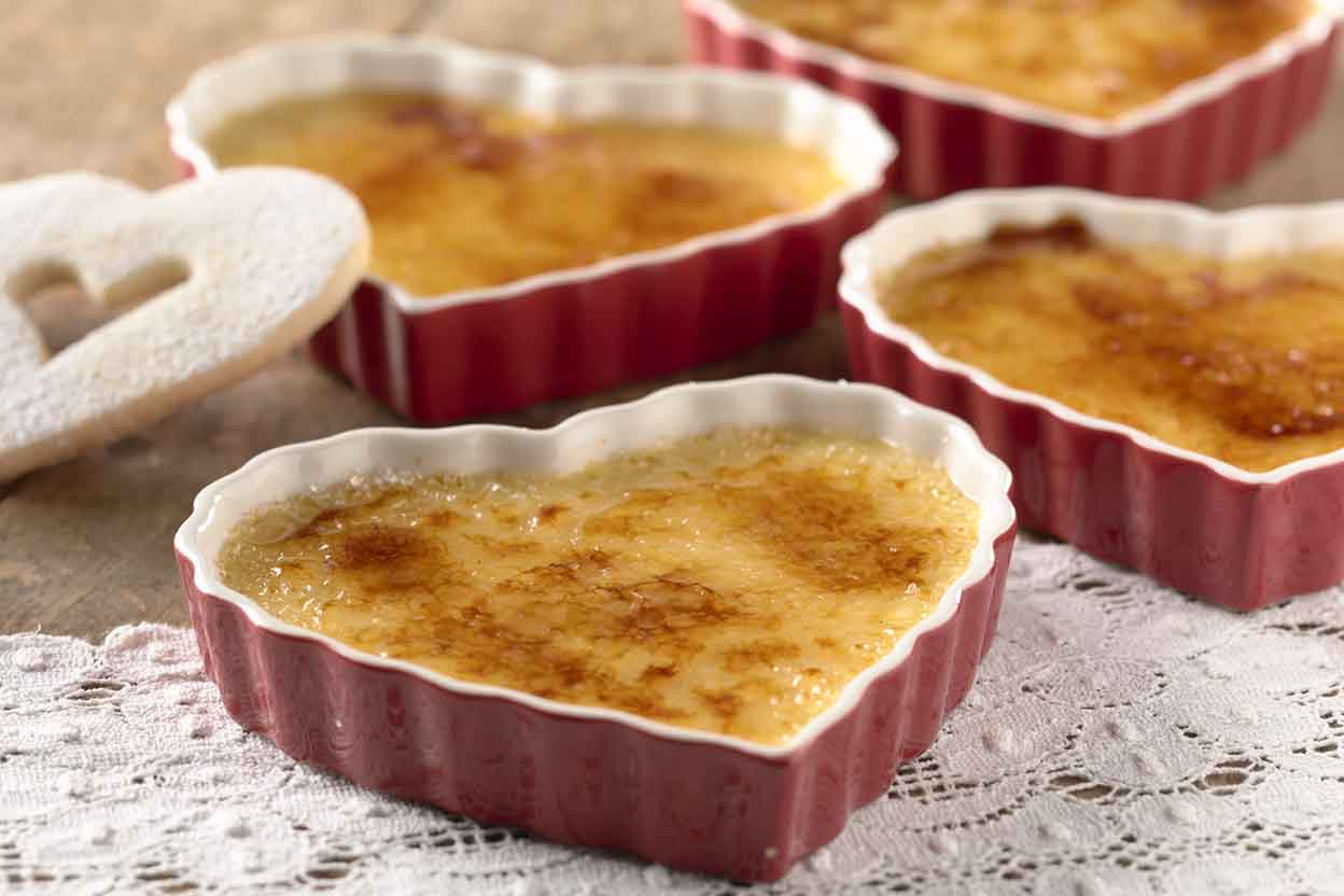 Classic Creme Brulee Recipe King Arthur Flour