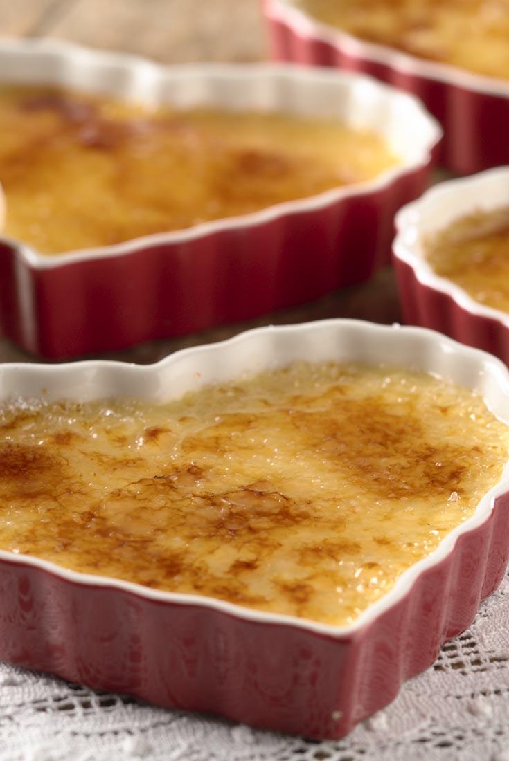 Classic Crème Brûlée Recipe