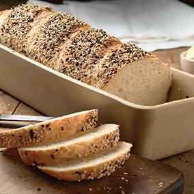 Light-As-Air Seed Bread