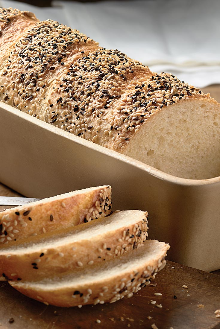 Light-As-Air Seed Bread Recipe