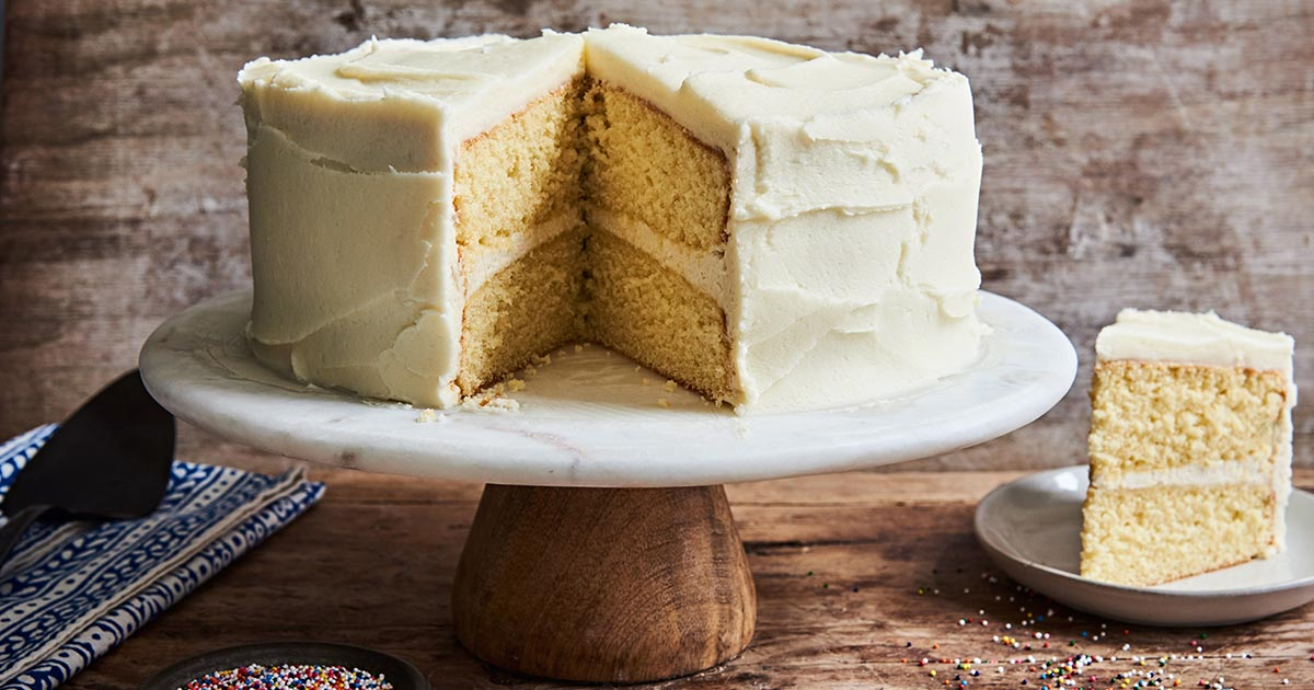 Can You Make Cakes With Bread Flour