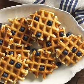 Gluten-Free Pancakes or Waffles