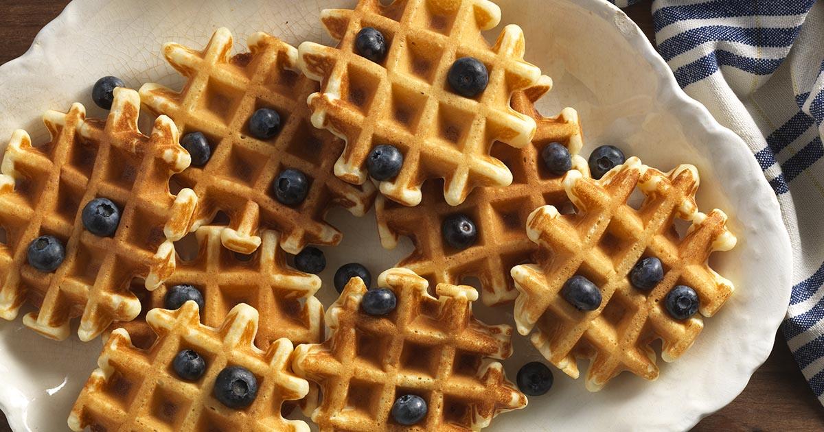 Gluten-Free Pancakes or Waffles Recipe