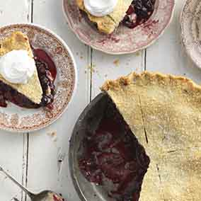 Gluten-Free Pie Crust