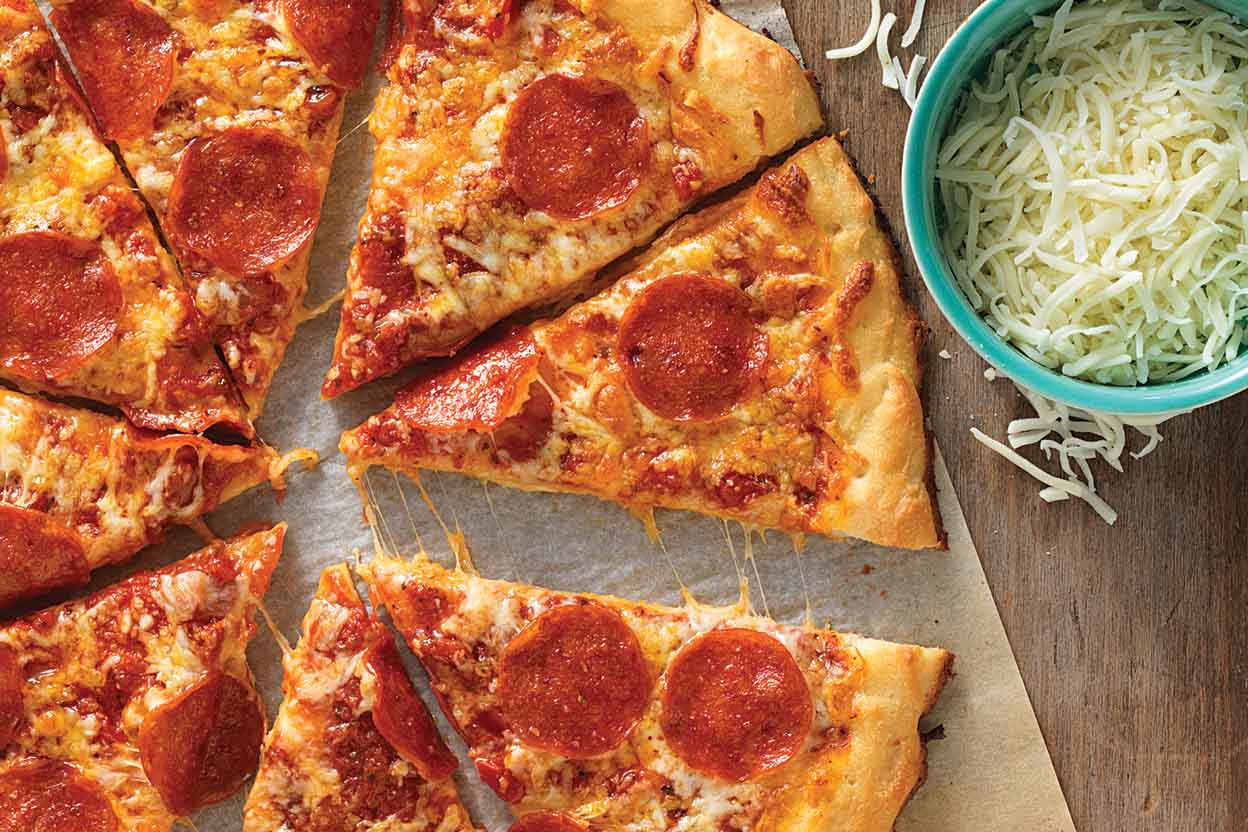 Gluten-Free Pizza Crust Recipe | King Arthur Flour
