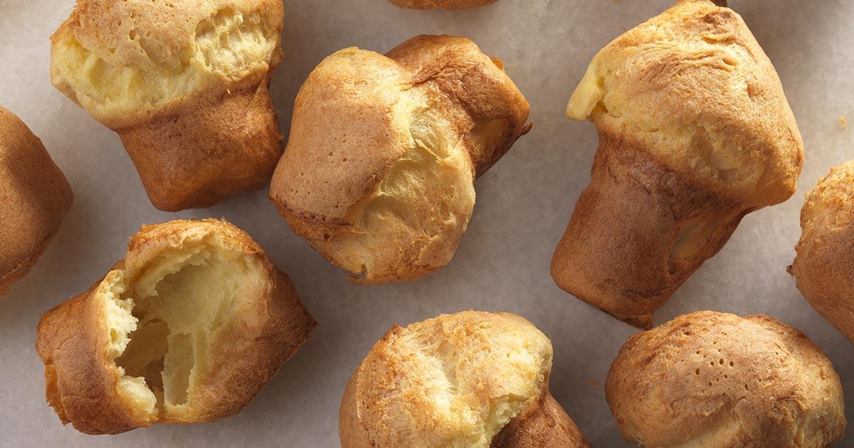 Gluten Free Popovers Recipe King Arthur Flour
