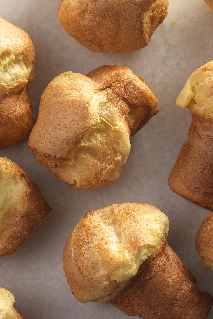 Gluten-Free Popovers Recipe