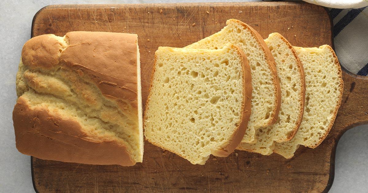 4 Ingredient Cloud Bread Recipe