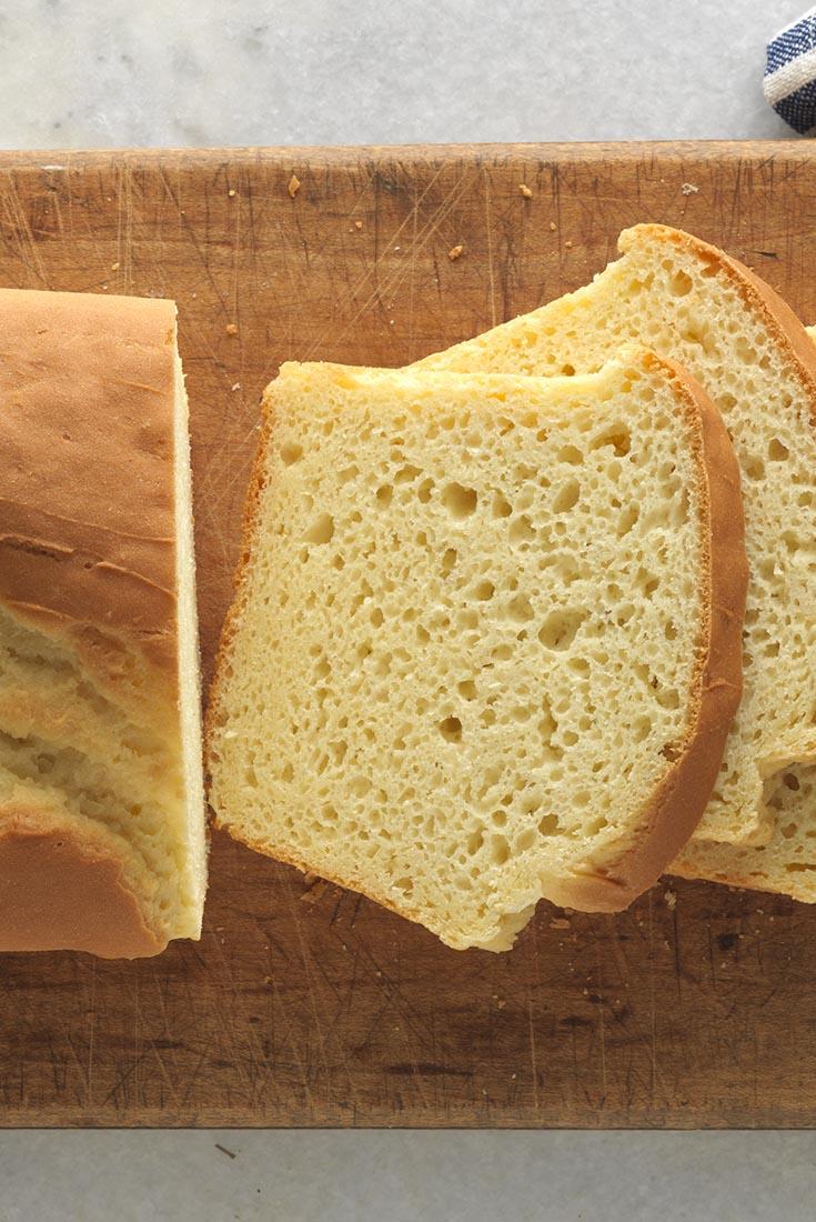 Gluten-Free Sandwich Bread Recipe