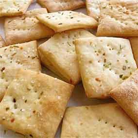 Gourmet Soda Crackers