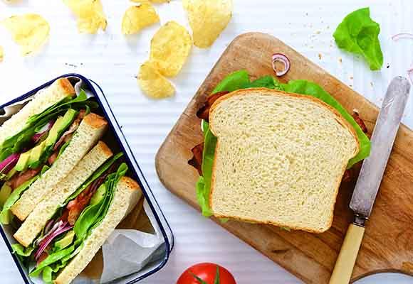 King Arthur's Classic White Sandwich Bread