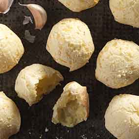 Gluten-Free Brazilian Cheese Buns