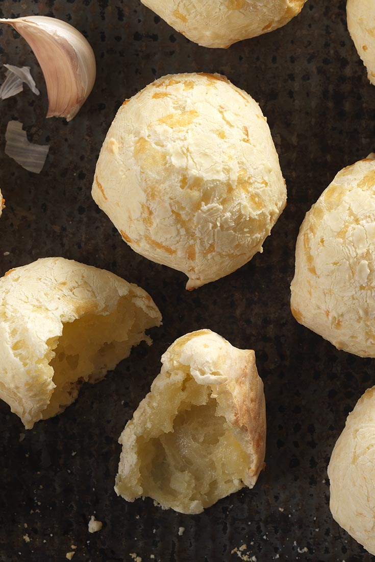 Gluten-Free Brazilian Cheese Buns Recipe
