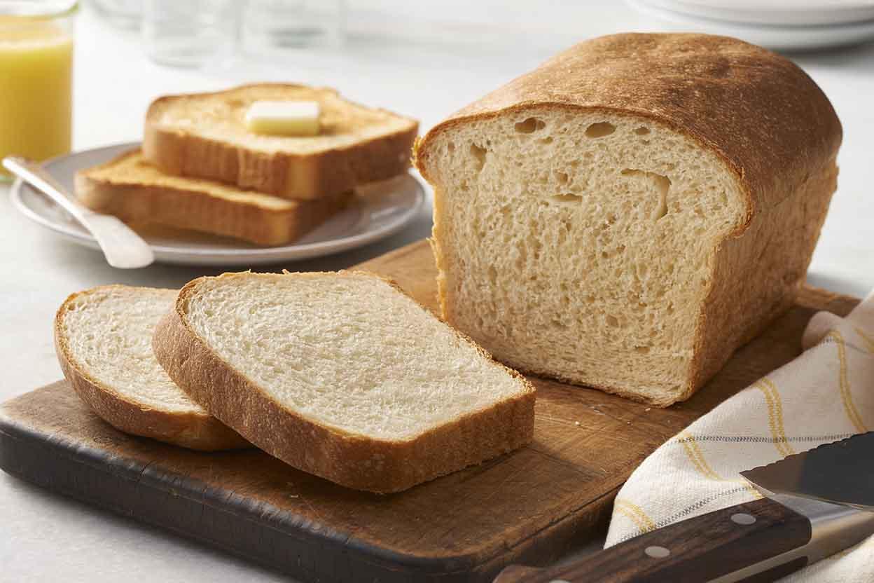 Image result for White Bread
