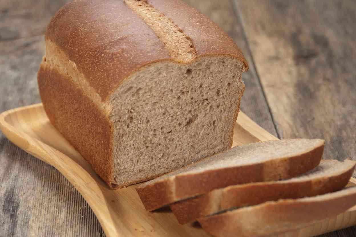 Squishy Recipe : Soft Sandwich Bread with Flax Recipe King Arthur Flour