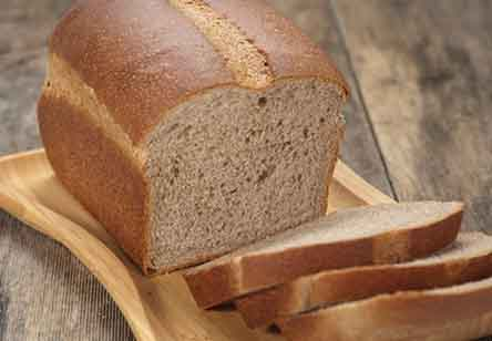 Soft Sandwich Bread with Flax